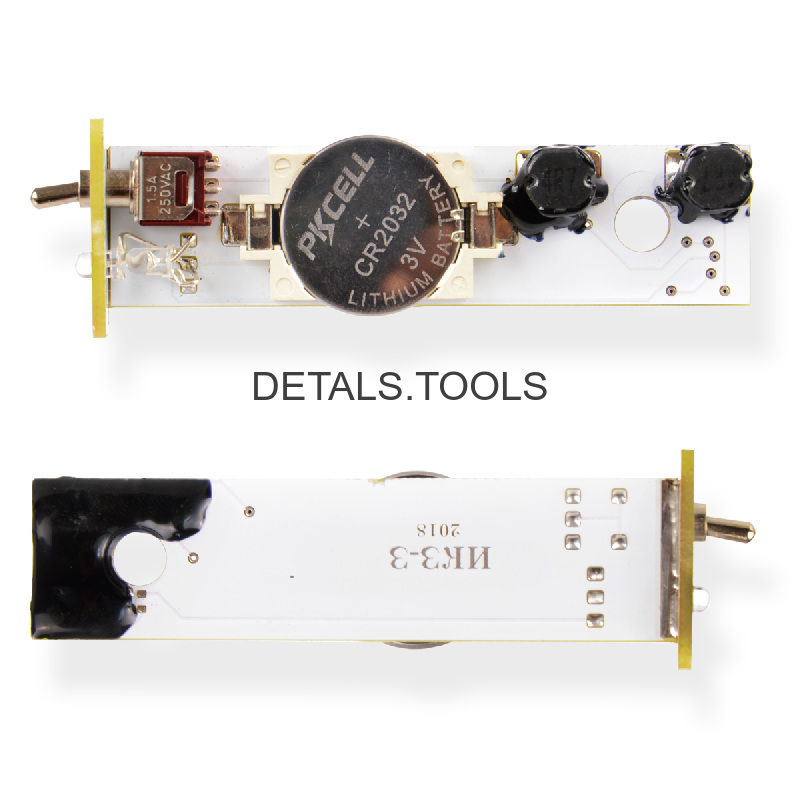 Индикатор короткозамкнутых витков ИКЗ-3 для проверки